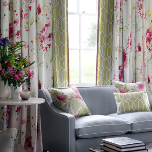 Blendworth Fabrics-Ariana from Stephen Ramm Fabrics